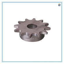 Engrenagem de roda de aço inoxidável por fundição de precisão