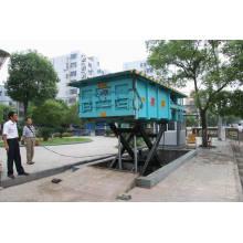 Underground Elevating Garbage Compression Station 8m3 (LSY-8)