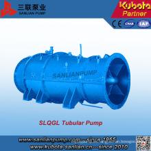 Bomba de agua de flujo cruzado sumergible tipo Slqgl