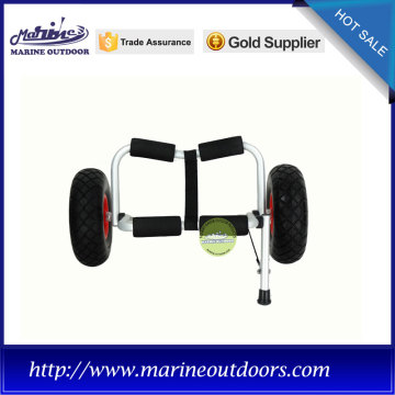Folding Beach Cart, Collapsible Kayak Cart ,Surfboard Trailer
