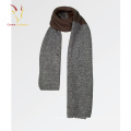 Dernière conception en gros hiver cachemire écharpe mode hommes écharpe