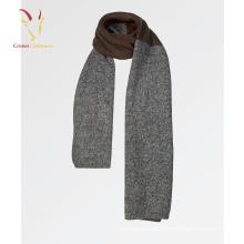 Mais recente projeto atacado inverno cashmere cachecol moda homens lenço