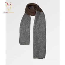 Последние дизайн оптовая зимы кашемира шарф мужчин шарф