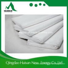 2017 Novo tecido têxtil geo não tecido de 300g feito de poliéster por perfuração