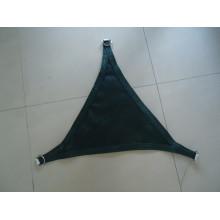 Black color shade net