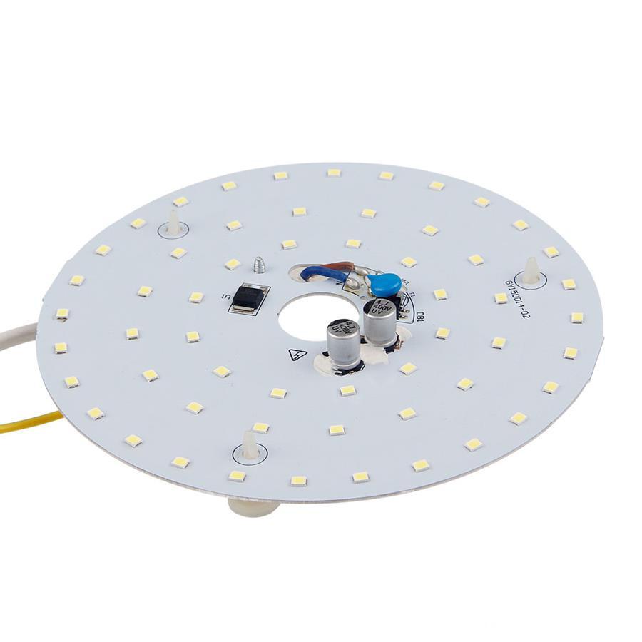 led lights grow round 15w led ac module