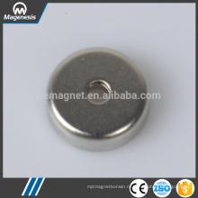 Все виды лучший продаем d25mm неодимовый магнит с крючками