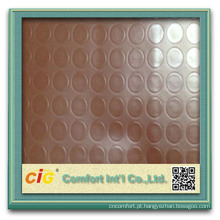 Moda novo design útil cobrindo preço competitivo de PVC tapete do assoalho do carro