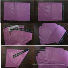Saco de correio plástico de correio colorido personalizado
