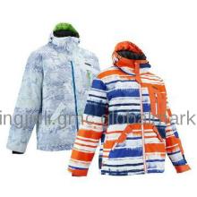 man unique ski jacket summit ski jacket