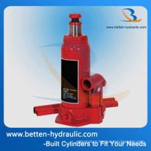 Jack de botella hidráulica de servicio pesado de 12 Toneladas