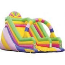 Rentable Outdoor Large Inflatable Swimming Pool Water Park Slides For Kids, Children