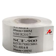 Stamping hot foilSCF900 25mm   100m Hot Stapming print foil
