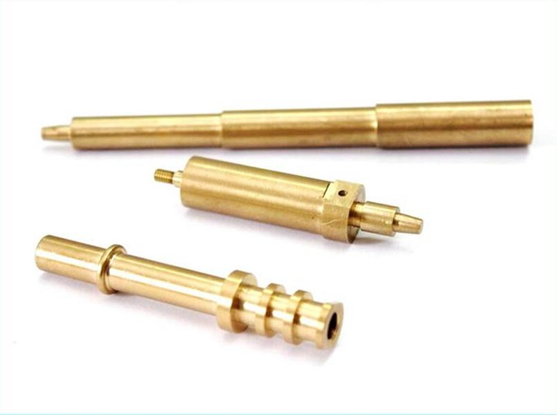 Custom Cnc Machining Parts Brass Turning Parts 2
