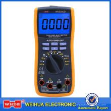 5 en 1 autoregulación multímetro digital wh5000d