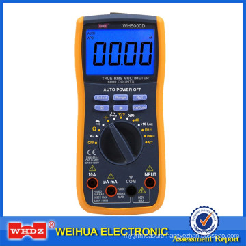 5 IN 1 Autoranging Digital multimeter WH5000D