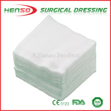 HENSO Surgical Absorbent Gauze Non Woven Swabs