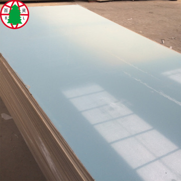 Tablero MDF laminado melamina 18mm