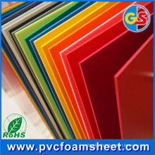 PVC Foam Sheet with Lead Free for USA Market