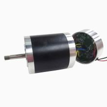 80mm 48V Brushless DC Motor 3000rpm BLDC Motor Integrated with Driver Jk80bls02-13ie