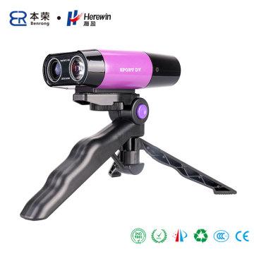 Portable 6600mAh Sport Camera com banco de energia e função WiFi