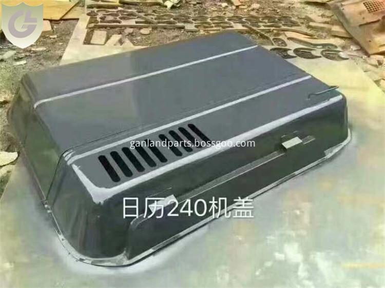 Hitachi EX240 Engine Hood