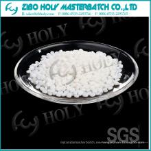 Polietileno de alta densidad Baso4 Masterbatch