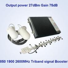 Tri Band CDMA 850 PCS 1900 3G 2100MHz усилитель сигнала (ST-CPW27)