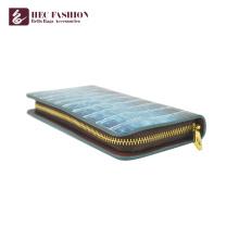 HEC Werbeartikel benutzerdefinierte Reisetaschen Damen PU-Leder Brieftaschen