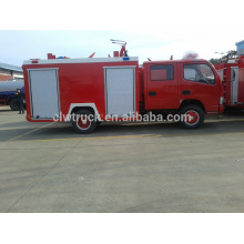 2015 Good quality 3ton dongfeng fire truck, 4x2 fire truck dimension