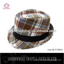 Оптовые дешевые шляпы Fedora для мужчин