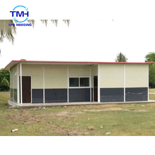 Exceptional Quality Easily Assembled Prefabricated Prefab home Pvc Profile House