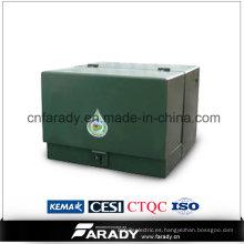 Aceite Pad-montado del transformador 11kv Silicone Transformer