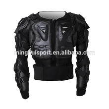 Motocross Racign Leather Jacket Motorcycle Off Road Knight Full Bodyarmor