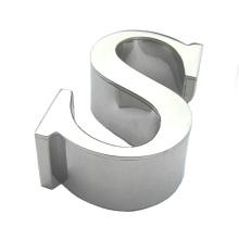 Piezas de la cortadora / piezas de Wordart del corte del laser de la chapa