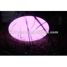 Luz da bola do diodo emissor de luz da carga de induço de 35cm
