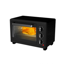 Black Color Mini Kitchen Appliance Electric Oven