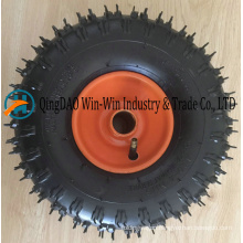 4.10-4 Pneumatic Inflatable Rubber Wheel