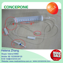 Disposable Infusion Set with Burette 100ml, 150ml