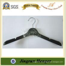 Qualitätslieferant-Hemd-Aufhänger-populäre Plastikwettbewerb-Aufhänger