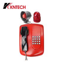 Воип государственной службы телефона Погодостойкий Телефон Knzd-04А