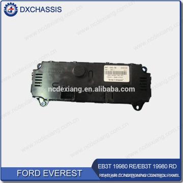 Véritable panneau de commande de climatisation arrière Everest EB3T 19980 RE / EB3T 19980 RD