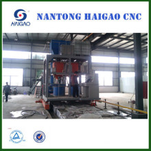Ligne de production automatique de ciment moulé