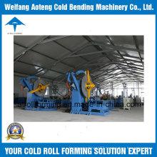Solar Rack Roll Forming Machine
