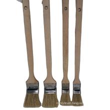 High-quality Long Wooden Handle Paint Brush Radiator Brush