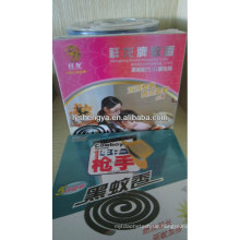 Top Qualität schwarze Mückenschutz Spule und Weihrauch