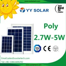 3W/5W/10W 18V Solar Panel for Solar Lights in Stock