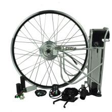 CE aprobó TOPCYCLE 250W fuente directa de la fábrica de precio barato kit de bicicleta eléctrica de China