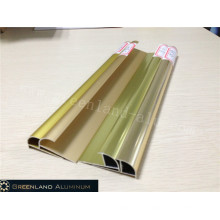 Aluminium Radius Tile Trim in Different Anodised Gold Colors