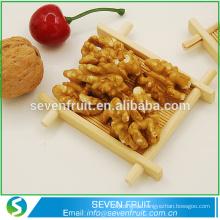 Porcas e nozes de castanha chinesas puras e puras com amostra grátis